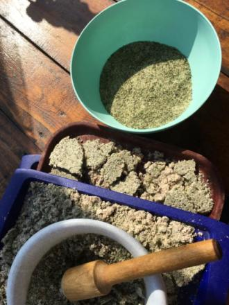 ЭКО соль с травами