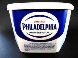 Крем-сыр Филадельфия фас 1,65 кг оптом и сырная масса с изюмом
