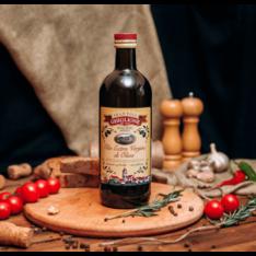 """Масло оливковое нефильтрованное EXTRA VERGINE """"FRANTOIO GHIGLIONE"""" ,1Л"""