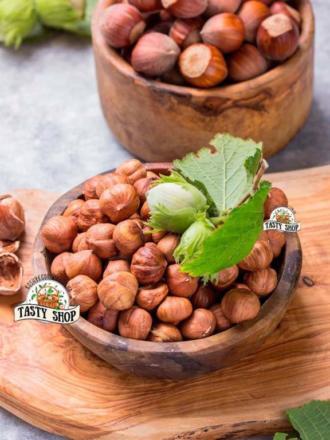 Фундук, кешью, миндаль, бразильский орех сушеный