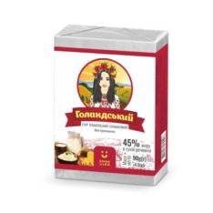 "Сир ""Голандський"" Smakulka 45%"